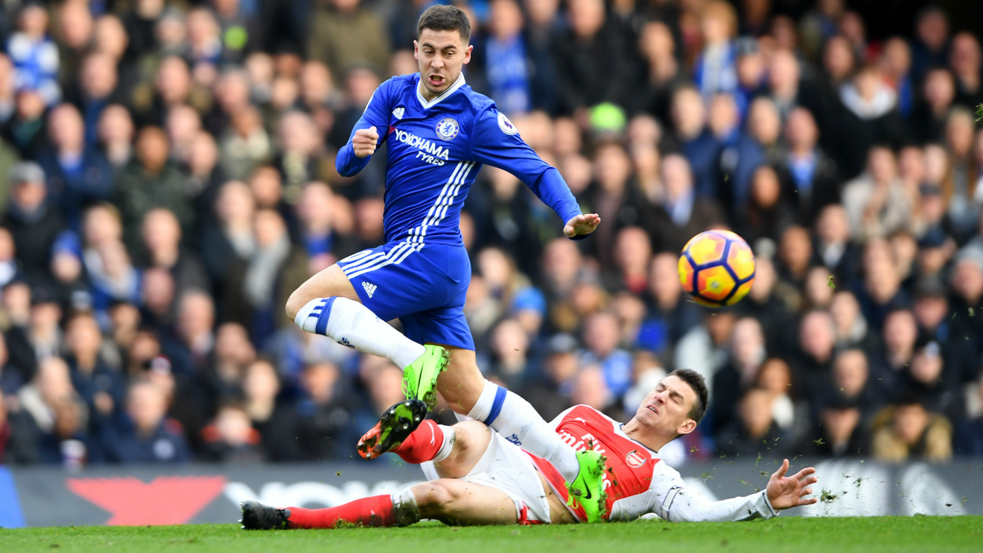 Photo of Hazard's Goal Reminded Me Of Ronaldinho – David Luiz
