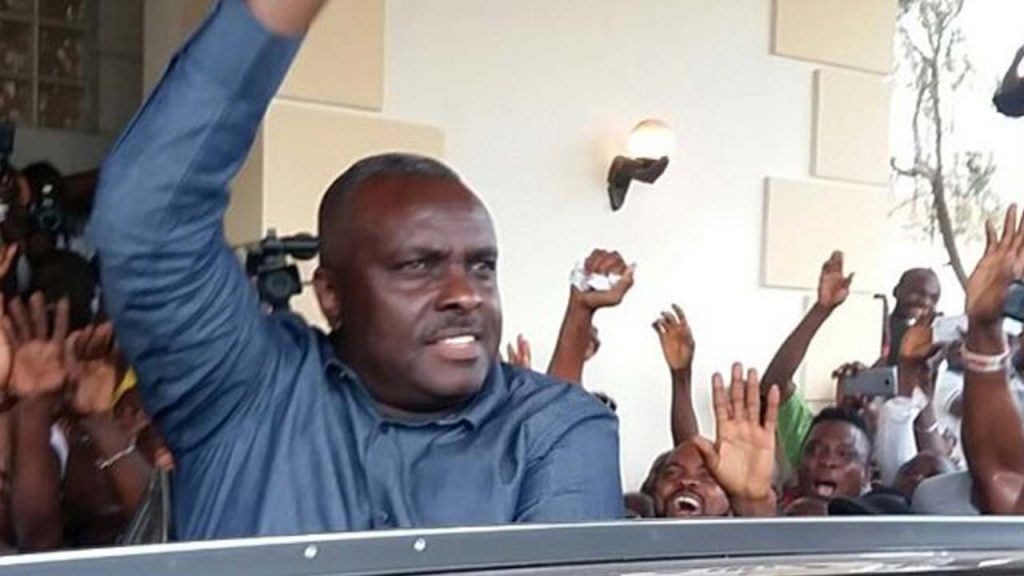Photo of I Was Not Deported from the UK, Says James Ibori
