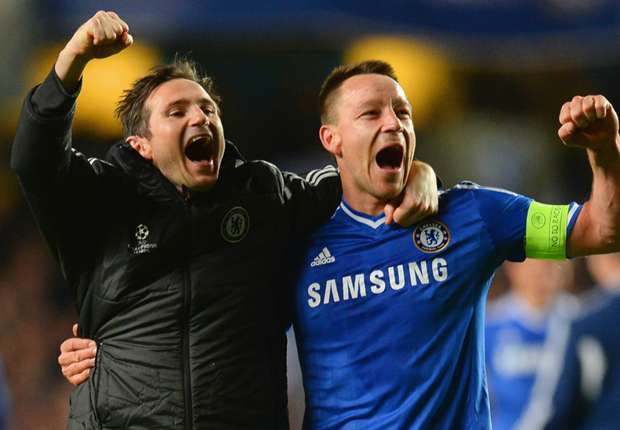 lampard terry cropped 6kre9d33d7n01kxrjsxo8mdnp 1 - Terry Tags Lampard 'The Greatest Player' in The History of Chelsea