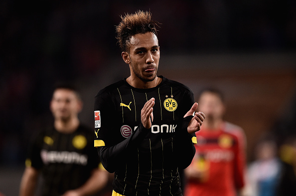 pierreemerick aubameyang of borussia dortmund looks dejected after picture id501986090 1 1 - Pierre-Emerick Aubameyang Close to Completing Arsenal Move - Reports