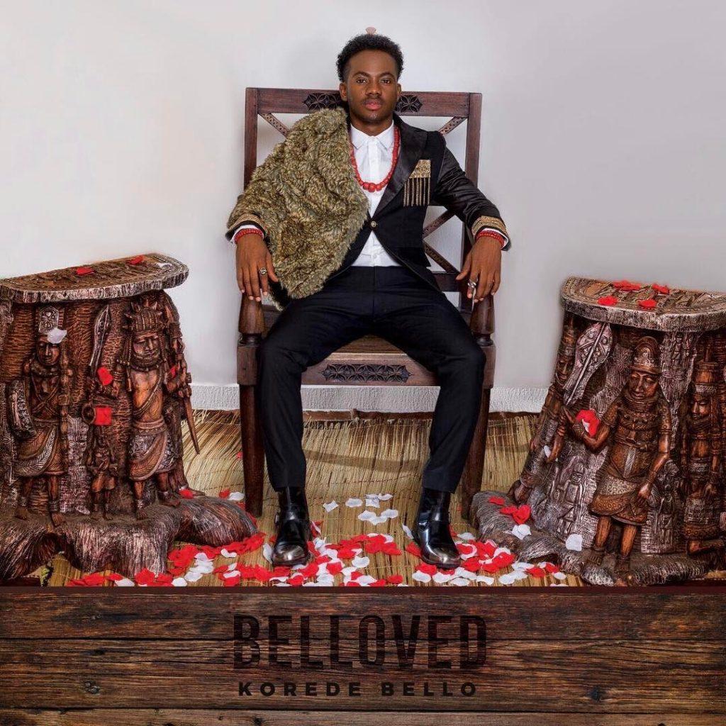 Photo of FREE ALBUM DOWNLOAD: Korede Bello – 'Belloved'