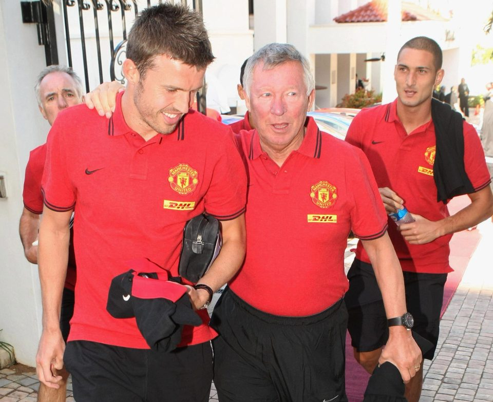 Photo of Alex Ferguson to Return as Manchester United Manager For Michael Carrick's Testimonial