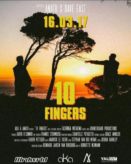 Photo of VIDEO: AKA & Anatii – '10 Fingers'