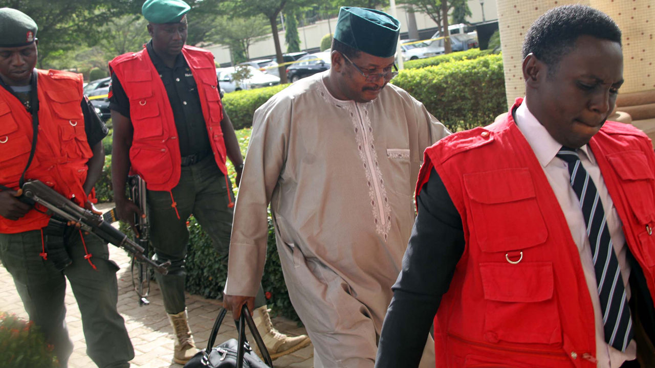 Photo of Court Strikes Out Andrew Yakubu's Suit Against EFCC