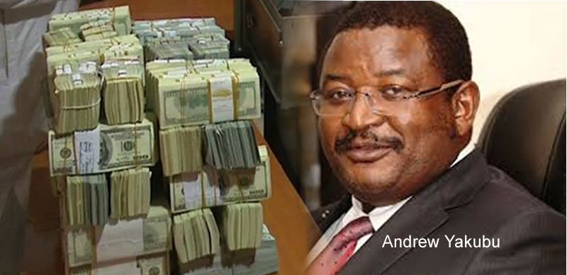 Photo of Court Remands Former NNPC Boss Andrew Yakubu In Kuje Prison