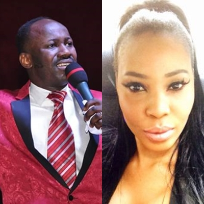Photo of Stephanie Otobo Spills More Details About Affair with Apostle Suleiman Ask Him to Admit His Sin