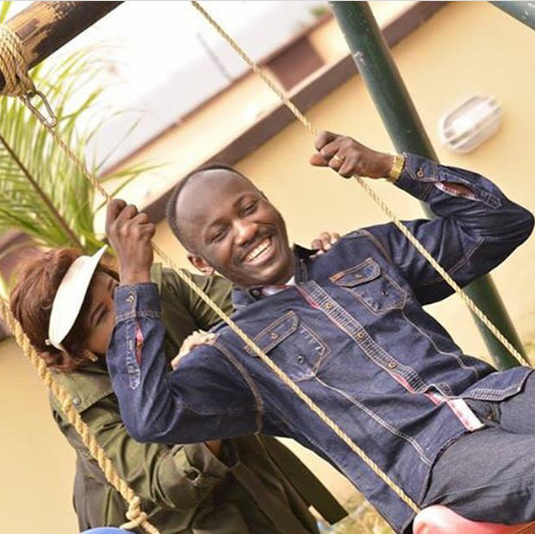 Photo of Apostle Suleman, Wife Releases Love Song Titled 'My Hero' Despite Sex Scandal   WATCH