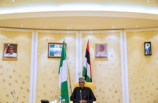 Photo of President Buhari to Write National Assembly, Resume Work On Monday