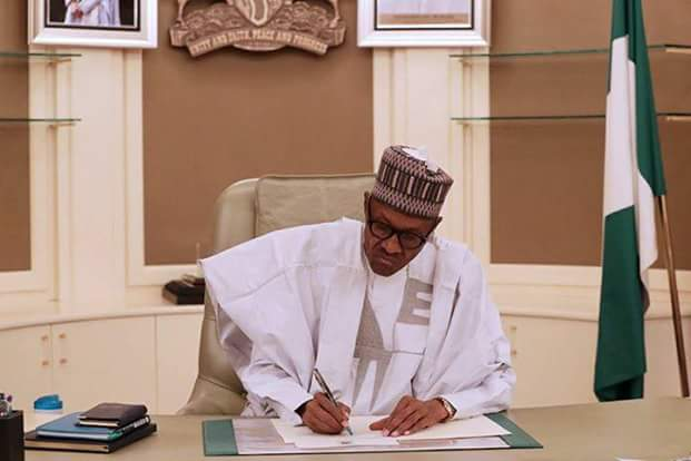 Buhari Nigeria OkayNG - President Buhari Approves $186million to Combat Criminalities on Waterways
