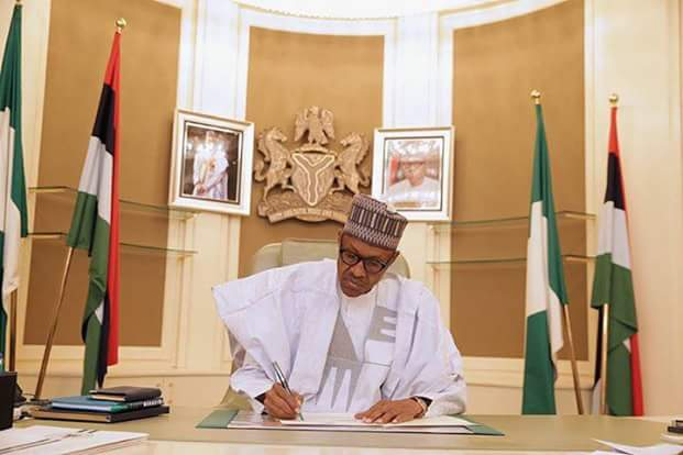 Buhari work - President Buhari Approves Boards Polytechnics, Colleges of Education