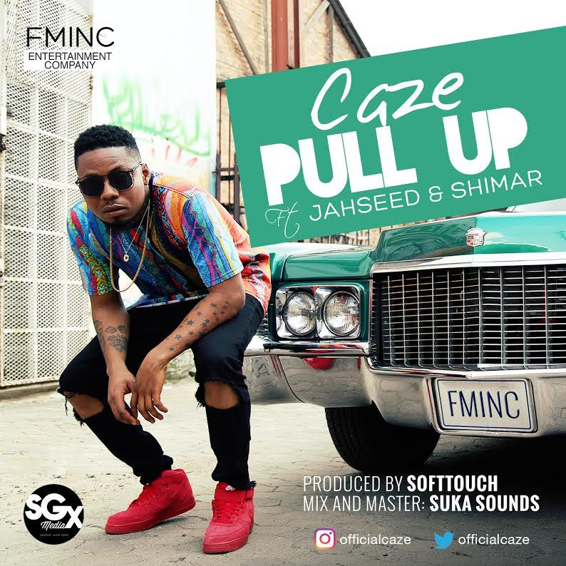 Photo of MUSIC: Caze ft. Jahseed & Shimar – 'Pull Up'