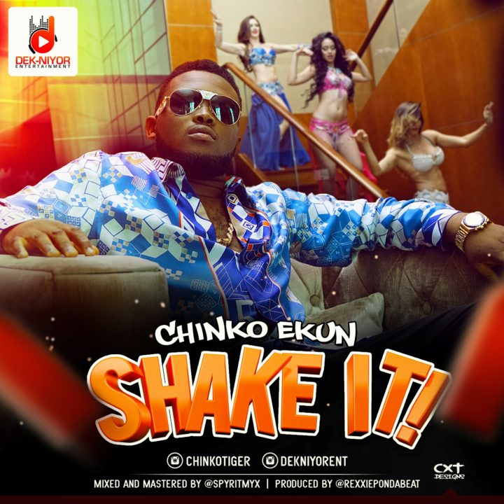 Photo of MUSIC: Chinko Ekun – 'Shake It'