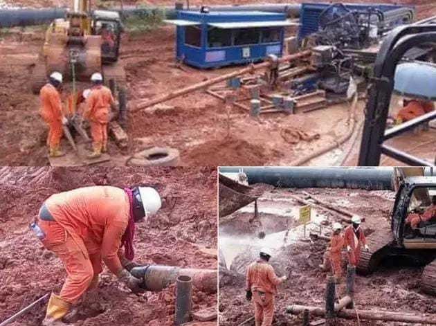 Crude Oil - Large Crude Oil Deposits Discovered in Bida Basin, Niger State