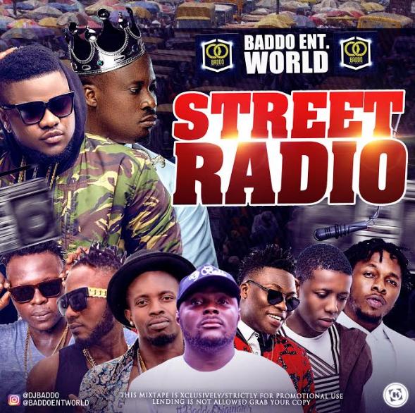 DJ Baddo Street Radio - MIXTAPE: DJ Baddo – 'Street Radio Mix'