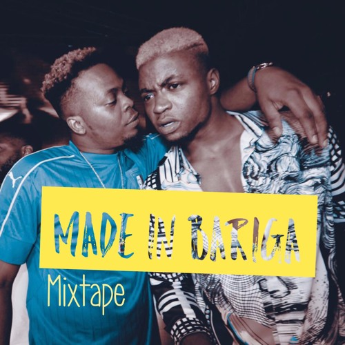 Photo of MIXTAPE: DJ Enimoney – 'Made In Bariga'