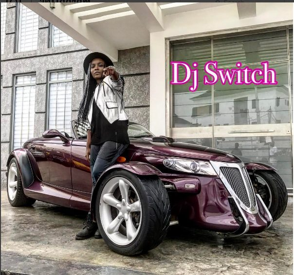 Photo of P-Square's Peter Okoye Signs DJ Switch to His PClassic Label