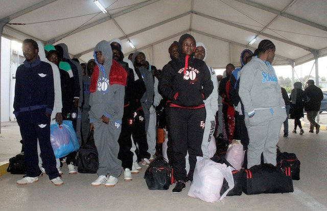 Photo of Another Batch of 37 Nigerians Deported From Italy