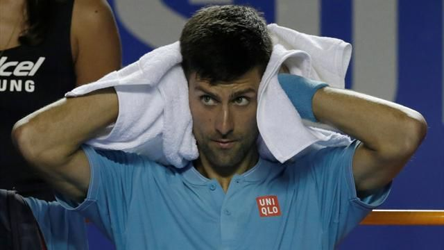 Photo of Novak Djokovic Crashes Out of Mexico Open