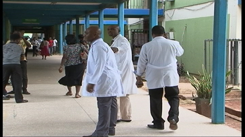 Health Workers to Begin Indefinite Strike On Monday