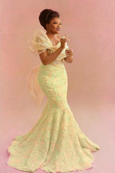 Funke ThisDay 02 side - Photos: Funke Akindele Dazzles On The Covers Of ThisDay Style Magazine