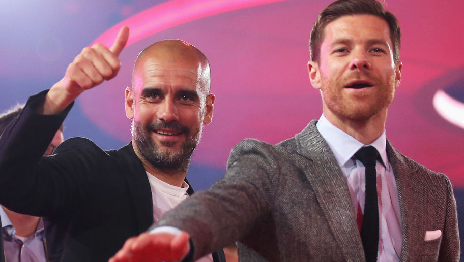 Guardiola Alonso - Xabi Alonso Will Make a Good Manager, Says Guardiola
