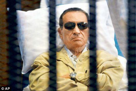 Hosni Mu - Former Egypt President, Hosni Mubarak Regains Freedom