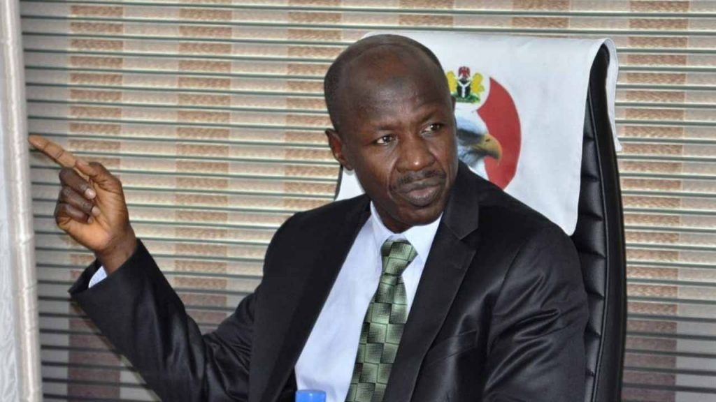 Photo of Acting EFCC Chairman, Ibrahim Magu to Appear Before Senate Tomorrow For Screening