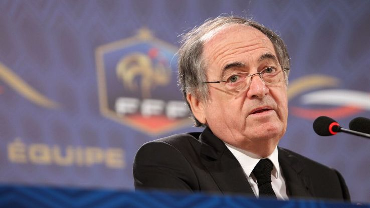 Le Graet - Noel Le Graet Re-elected As French Football Federation President