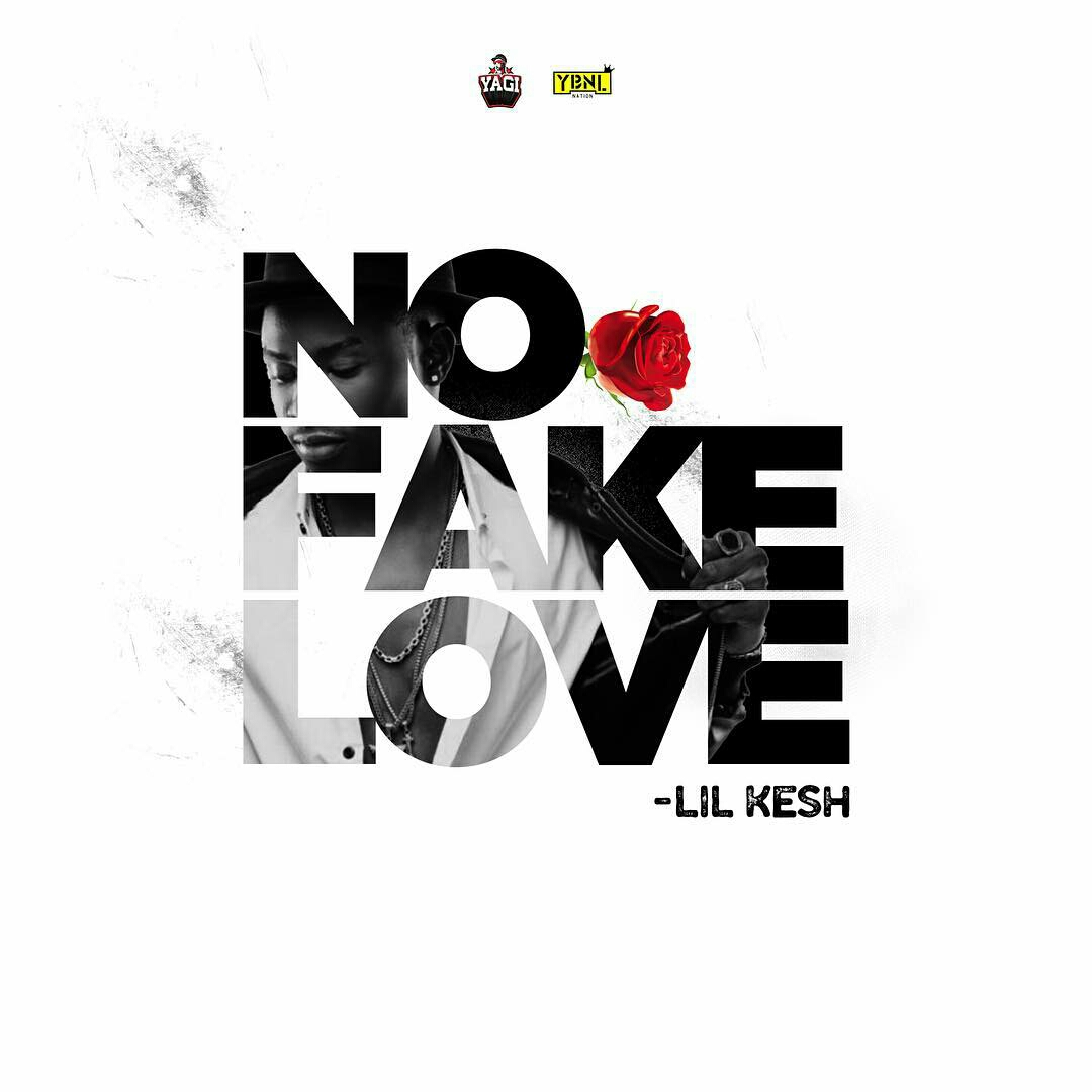 Photo of MUSIC: Lil Kesh – 'No Fake Love'