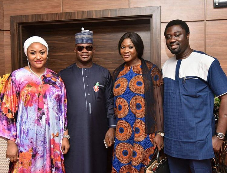 Photo of Mercy Johnson Thanks Governor Yahaya Bello For Her Recent Political Appointment In Kogi State