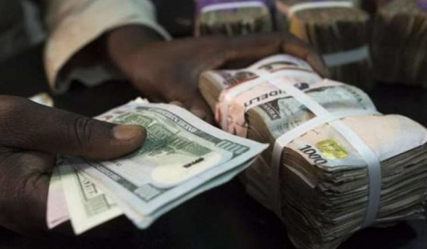 Today's Naira Rate Against Dollar, Pound And Euro