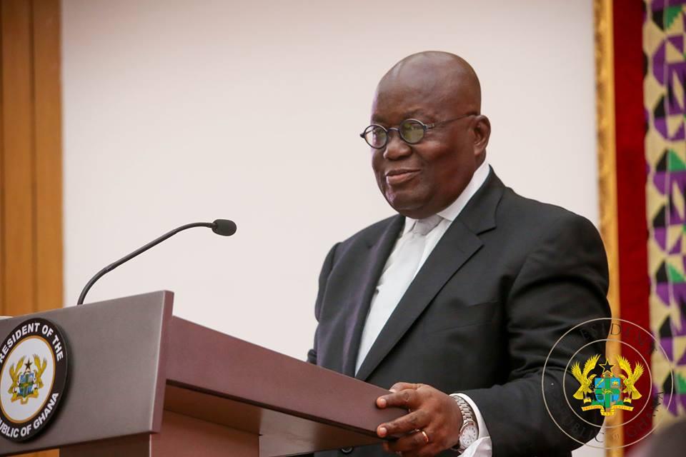 Nana addo - Ghana's President, Nana Akufo-Addo Appoints 110 Ministers