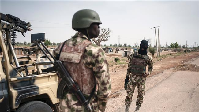 Photo of Nigerian Troops Destroy IED Factory, Rescue Women and Children In Borno