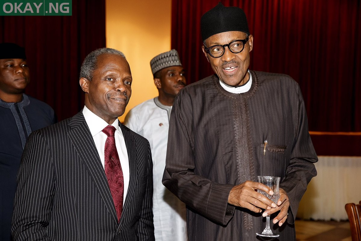 Photo of Why Buhari sacked Osinbajo's aides — Presidency