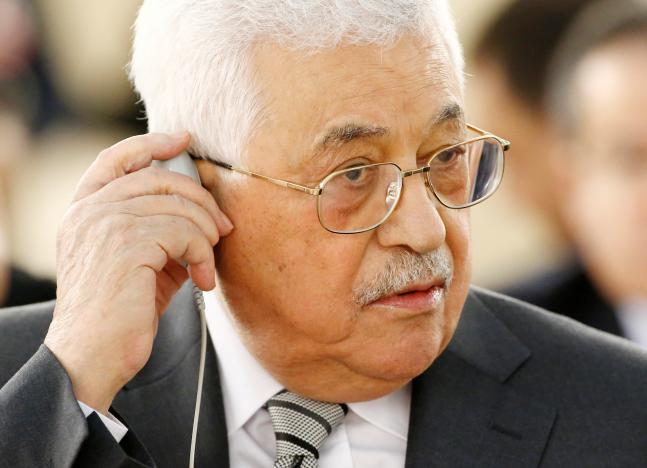 Palestine Abbas - Donald Trump Invites Palestinian Leader Mahmoud Abbas to White House