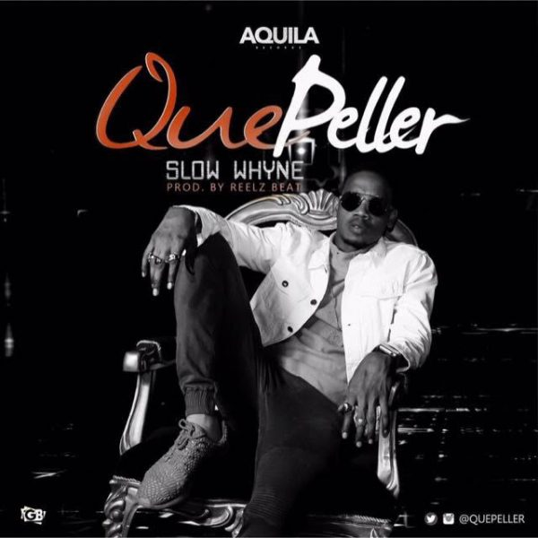 Photo of MUSIC: Que Peller – 'Slow Whyne'