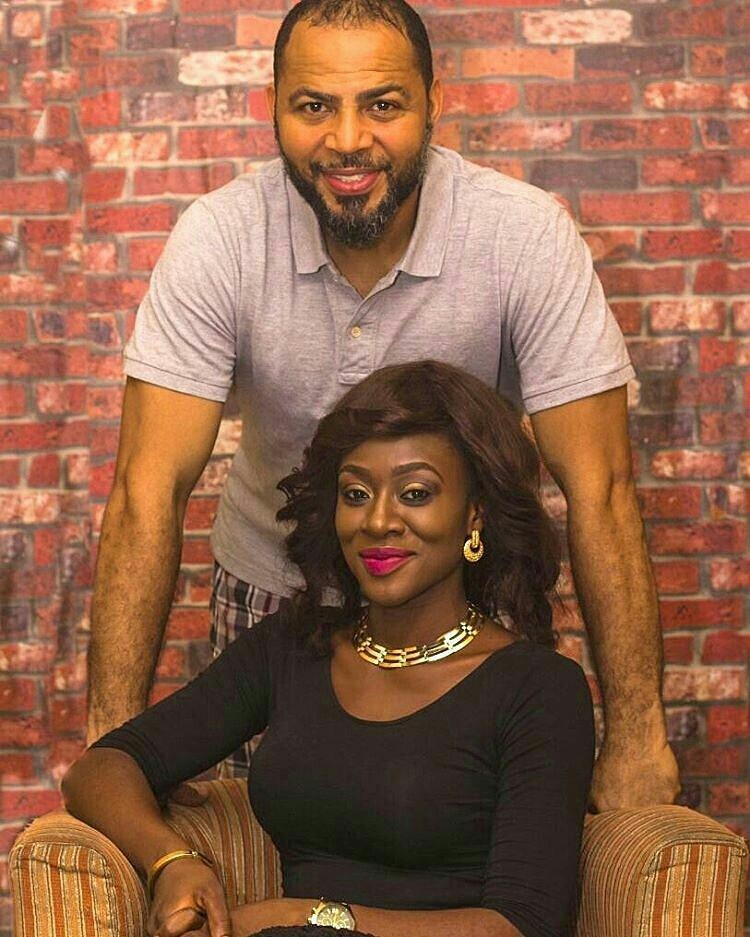 Ramsey and lucy ameh - 'Being Ramsey Nouah's 'Wife' Is A Big Deal To Me' – Actress, Ameh Lucy