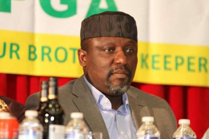 Rochas Okorocha 1 - Court Orders Arrest of Three Imo Commissioners