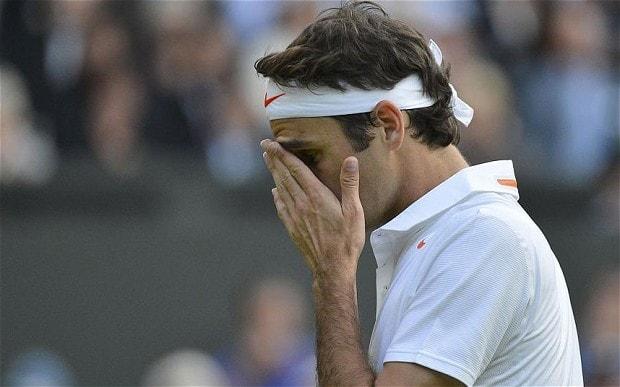 Roger Feder OkayNG - Roger Federer Suffers Shock Defeat by Evgeny Donskoy In Dubai Championship
