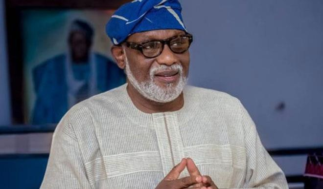 Photo of Gov. Akeredolu Fulfills Promise, Pays Ondo Workers Salary