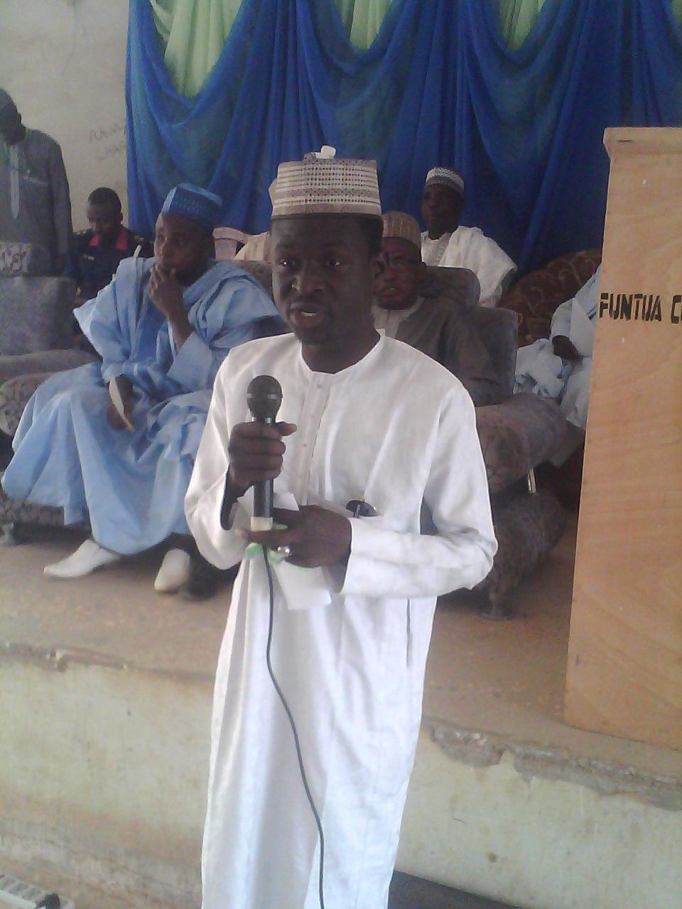 "Sadd@ 1 - ""Higher Institution Not Boxing Institution"" Comr. Yusuf Saddam to Gov. Masari"