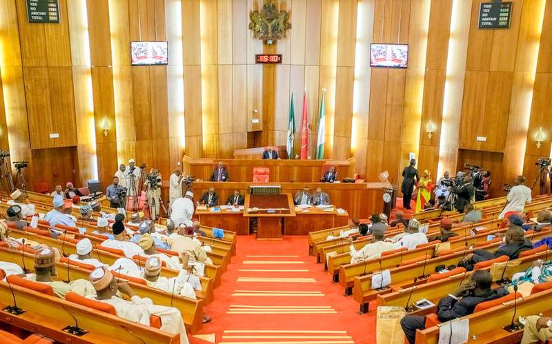 Photo of SENATE! Lawmakers In Rowdy Session Over Sitting Arrangement