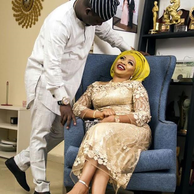Seyi Law Shares Adorable Family Photos to Mark 6th Wedding Anniversary - OkayNG News