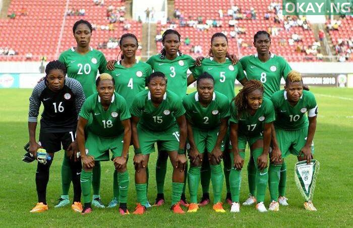Photo of Super Falcons Drop to 38th Spot In Latest FIFA Ranking