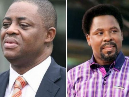 Photo of T.B. Joshua's Synagogue Church Was Bombed – Femi Fani-Kayode Reveals