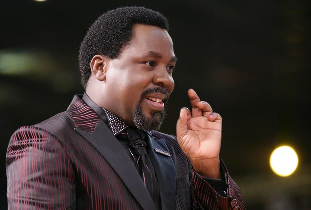 TB Joshua - VIDEO: Prophet T.B Joshua Claims to Have Predicted London Terror Attack - WATCH