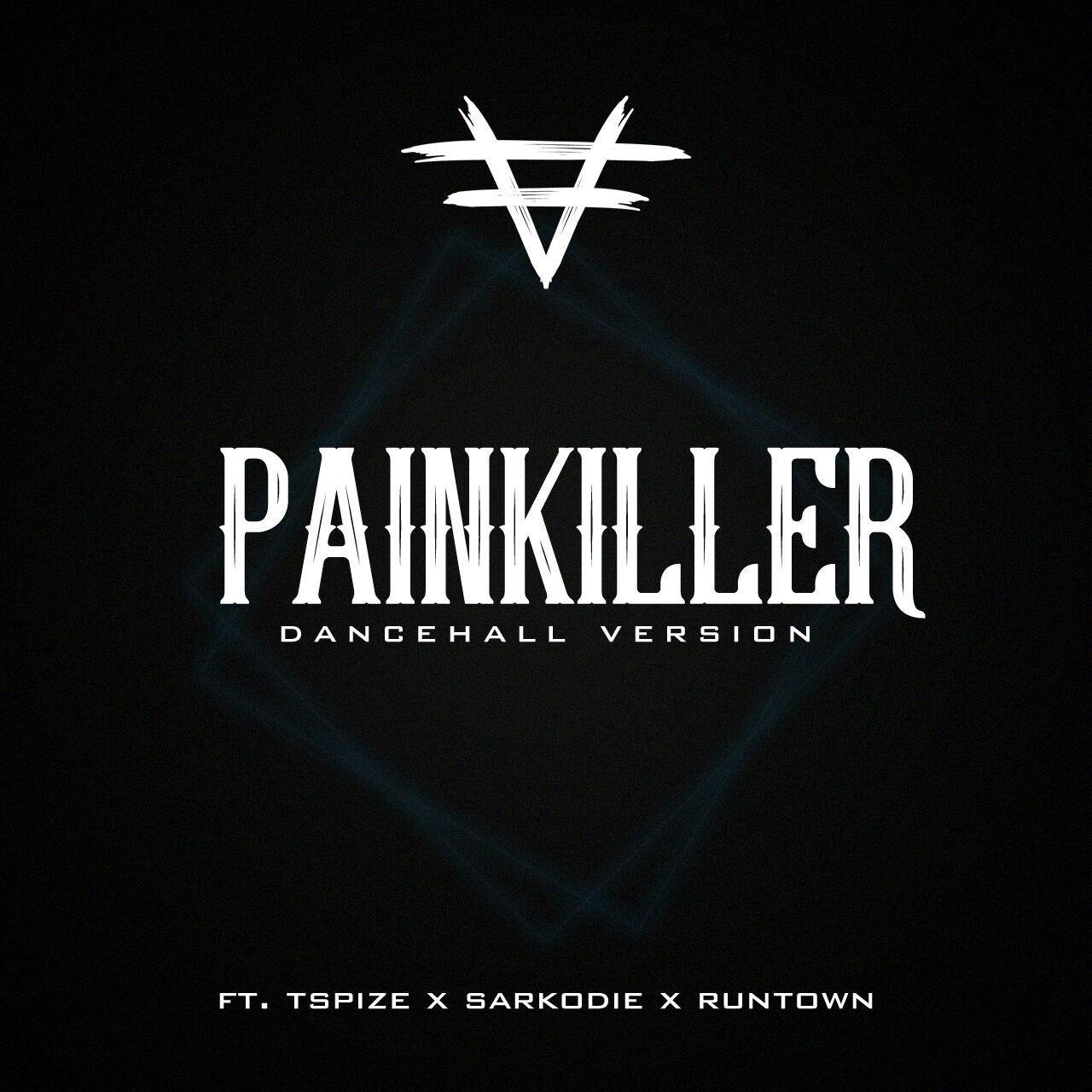 Photo of MUSIC: TSpize X Sarkodie X Runtown – 'Pain Killer' (Dancehall Version)