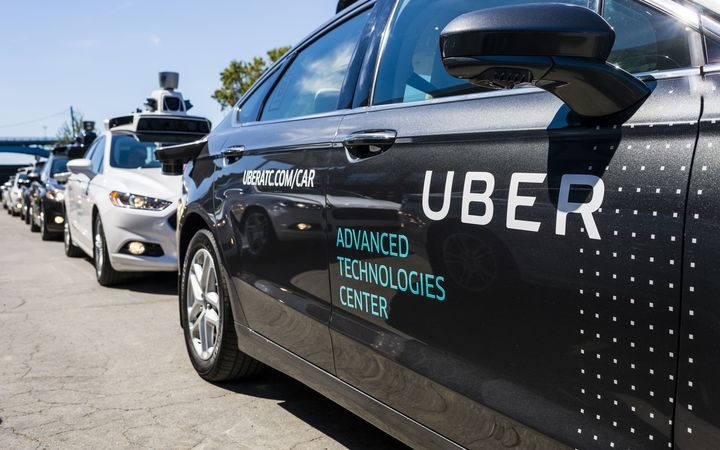 Photo of Uber Self-driving Car Kills Woman In Arizona
