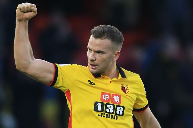 Watford Cleverley - Watford Agrees to Sign Tom Cleverley On a Permanent Deal