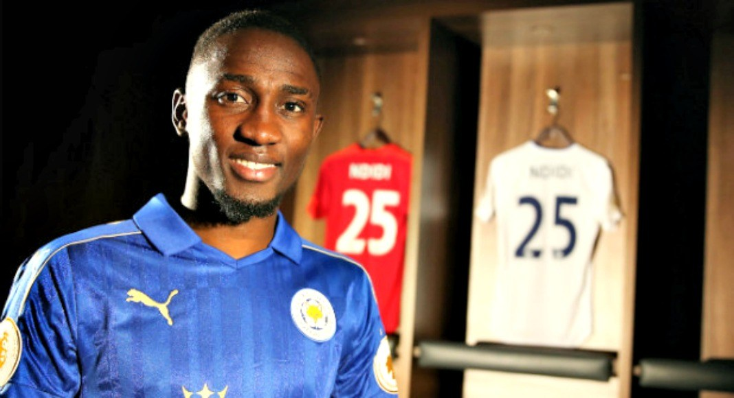 Wilfred Ndidi Leicester City - I Disobeyed My Father, Dumped School to Play Football - Super Eagles Midfielder, Wilfred Ndidi